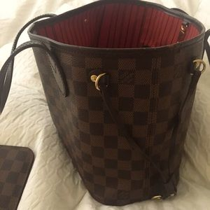 Louis Vuitton neverfull small
